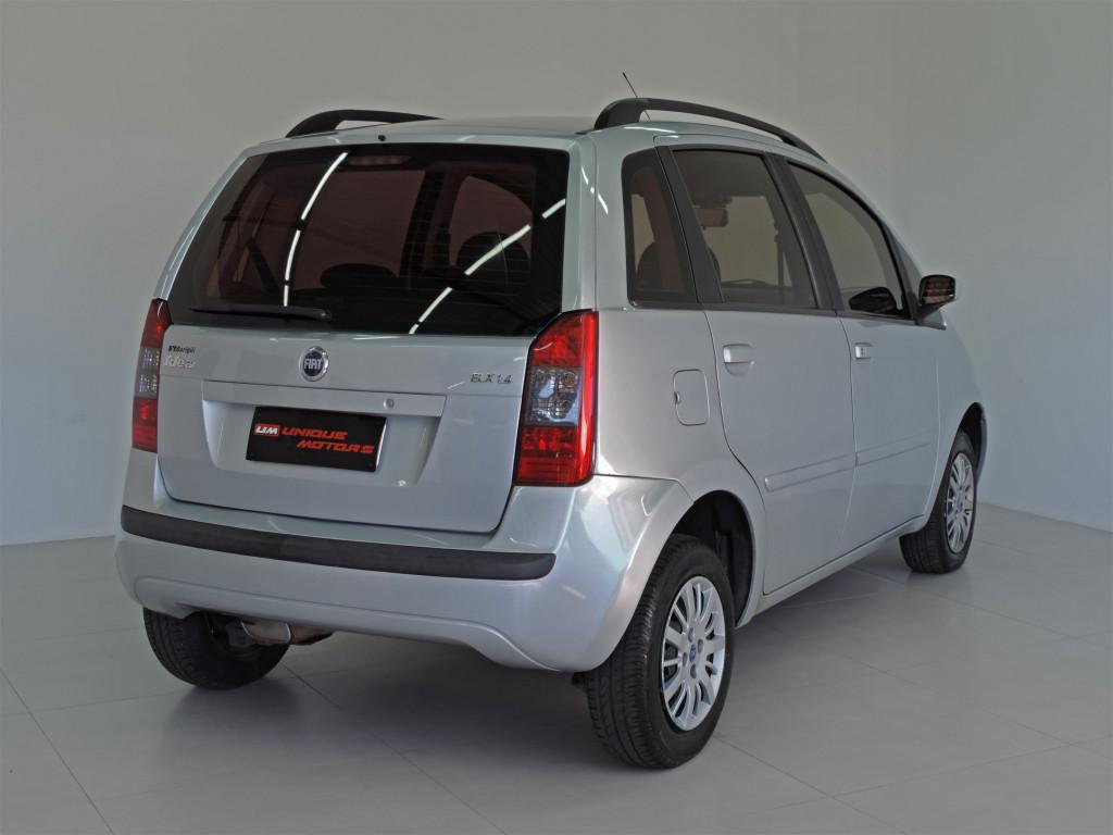 Imagem do veículo FIAT IDEA 1.4  ELX 8V FLEX