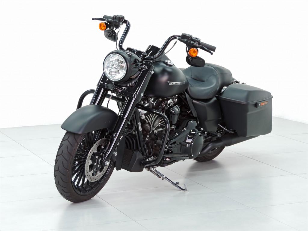 Harley Davidson Road King Screamin Em Curitiba Unique Motors