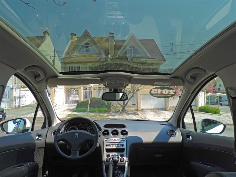 Imagem do veículo PEUGEOT 308 1.6 ACTIVE 16V FLEX 4P MANUAL