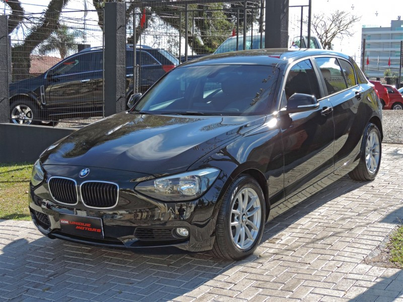 BMW 118i 1.6 SPORT GP TURBO  AUTOMÁTICO