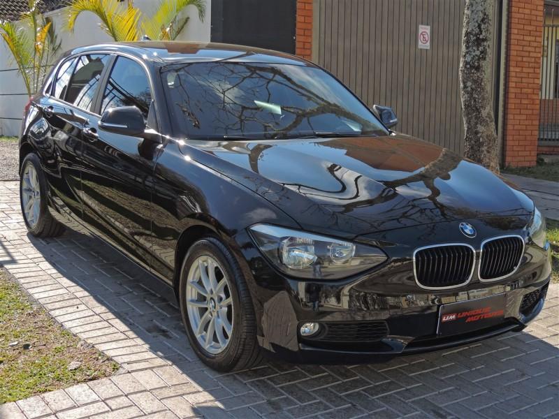 Imagem do veículo BMW 118i 1.6 SPORT GP TURBO  AUTOMÁTICO