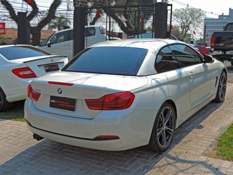 Imagem do veículo BMW 430i 2.0 16V GASOLINA CABRIO SPORT AUTOMÁTICO