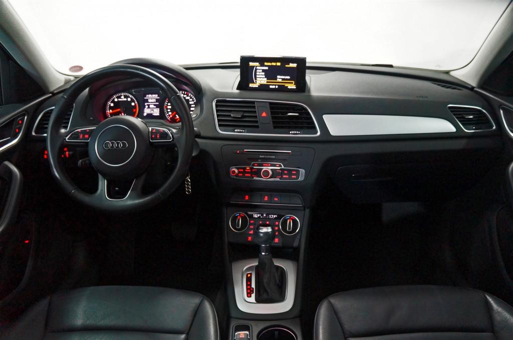 Imagem do veículo AUDI Q3 1.4 TFSI AMBIENTE GASOLINA 4P S TRONIC