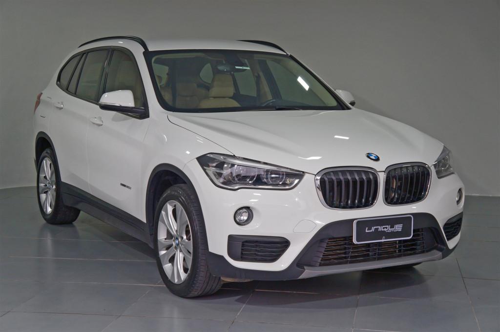 Imagem do veículo BMW X1 2.0 16V TURBO ACTIVEFLEX SDRIVE20I GP 4P AUTOMÁTICO