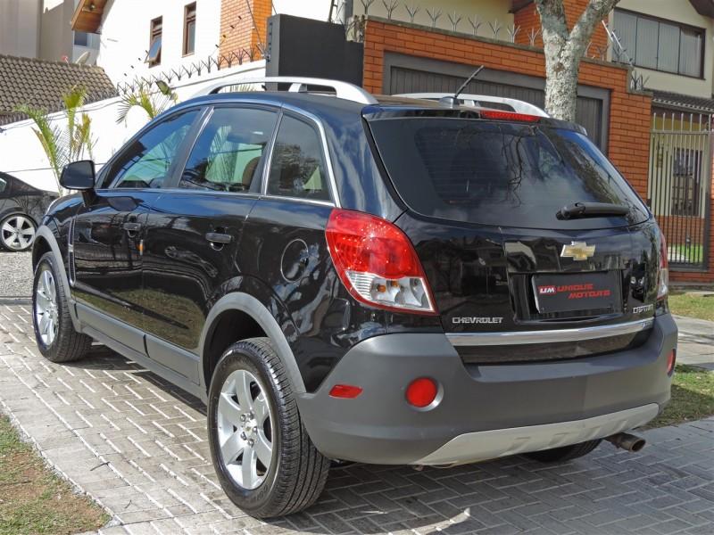 Imagem do veículo CHEVROLET CAPTIVA 2.4  ECOTEC AUTOMÁTICO