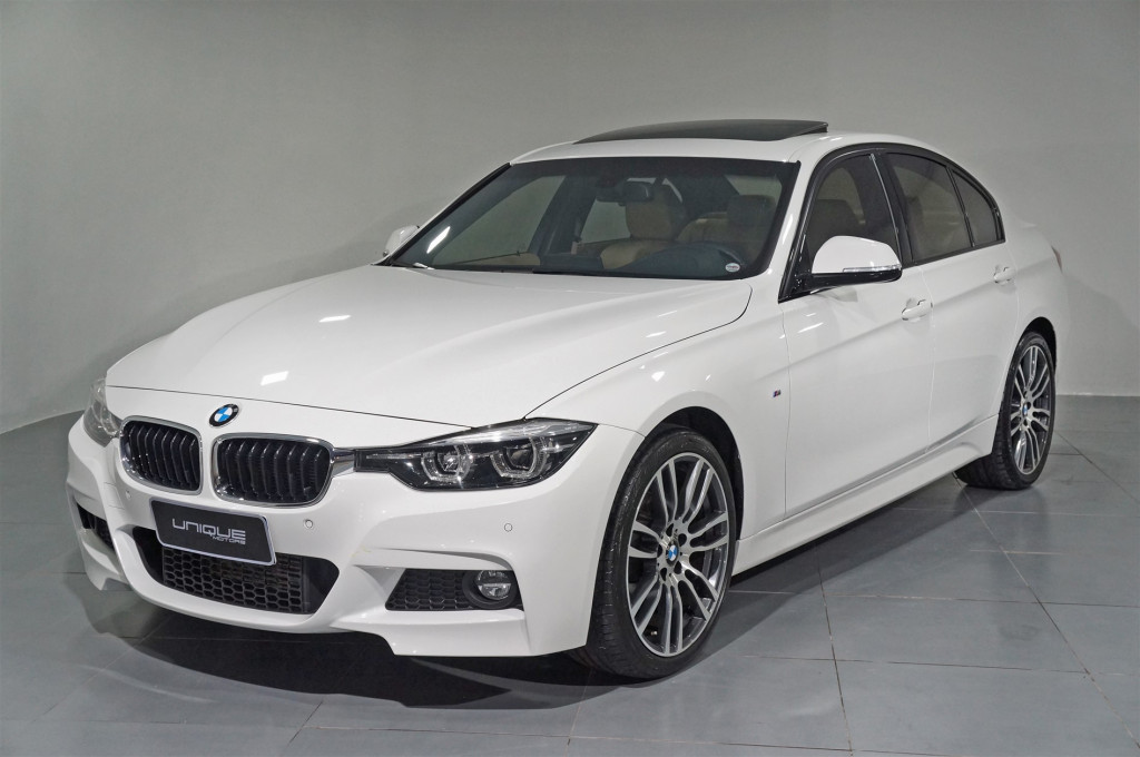 BMW 320i 2.0 M SPORT GP PLUS 16V TURBO ACTIVE FLEX 4P AUTOMÁTICO