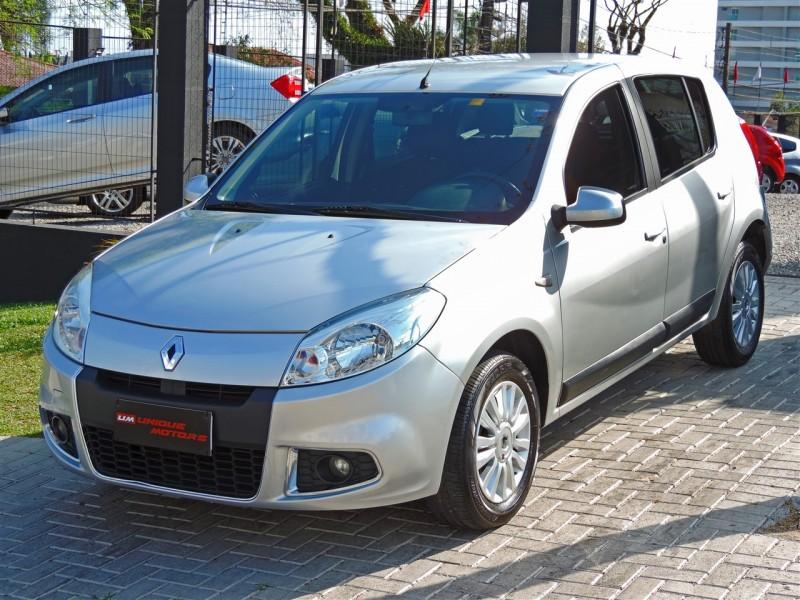 RENAULT SANDERO 1.6 PRIVILÉGE  AUTOMÁTICO