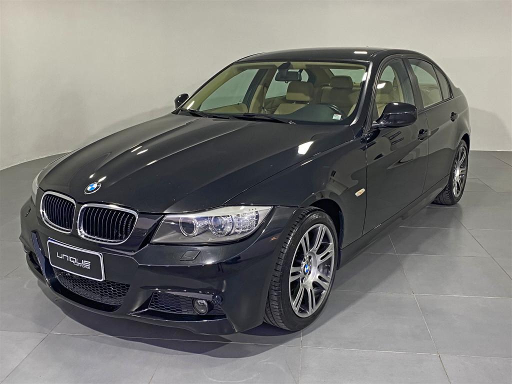 BMW 318i 2.0 sedan 16v gasolina 4p automatico