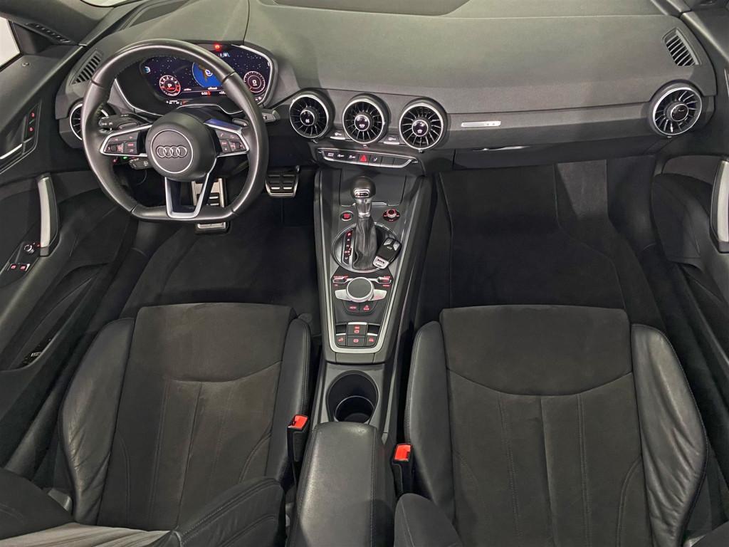 Imagem do veículo AUDI TT 2.0 TFSI ROADSTER AMBITION 16V GASOLINA 2P S-TRONIC