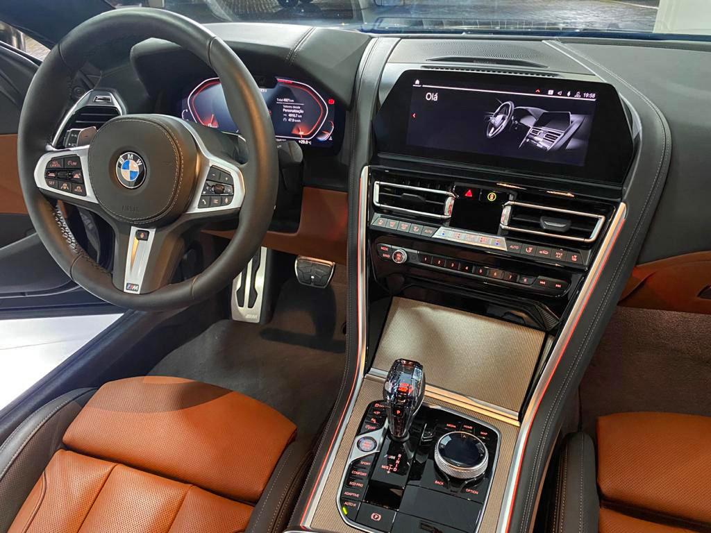 Imagem do veículo BMW M 850i 4.4 V8 TWINPOWER GASOLINA XDRIVE STEPTRONIC