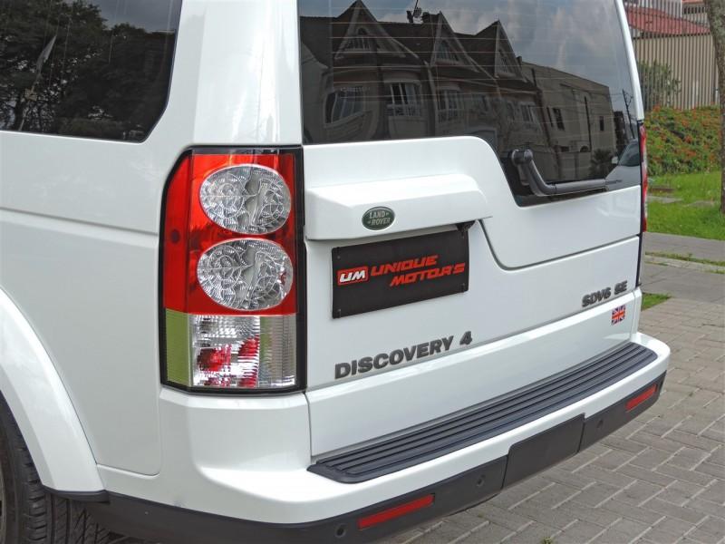 Imagem do veículo LAND ROVER DISCOVERY 4 3.0 SE TURBO DIESEL