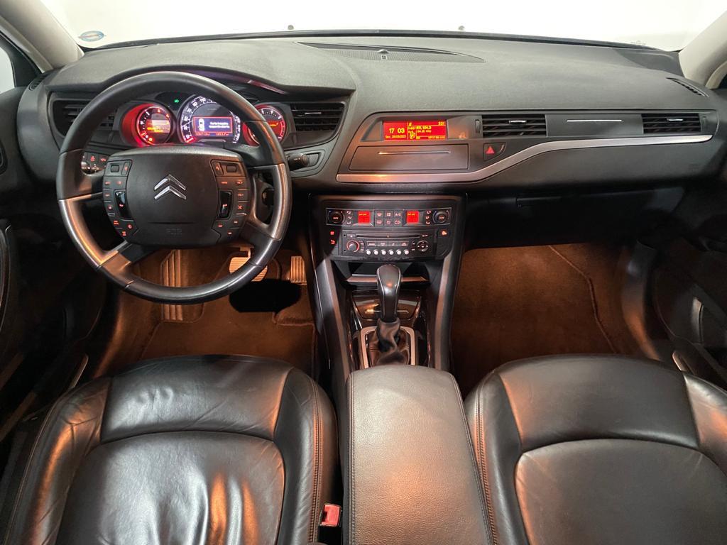 Imagem do veículo CITROËN C5 2.0 MPFI EXCLUSIVE 16V GASOLINA 4P AUTOMÁTICO