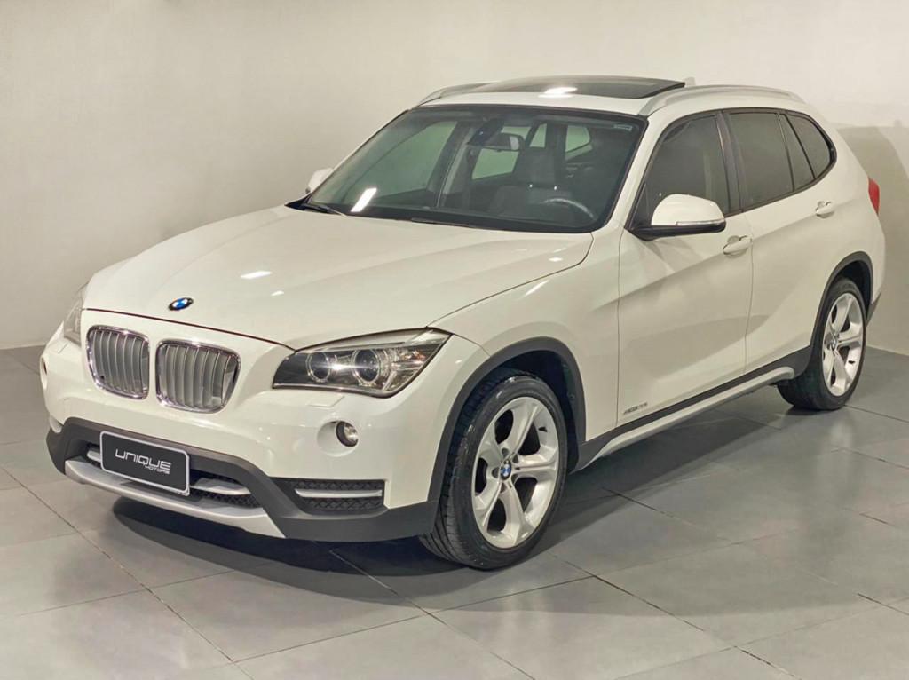 BMW X1 2.0 16V TURBO GASOLINA SDRIVE20I X-LINE 4P AUTOMÁTICO