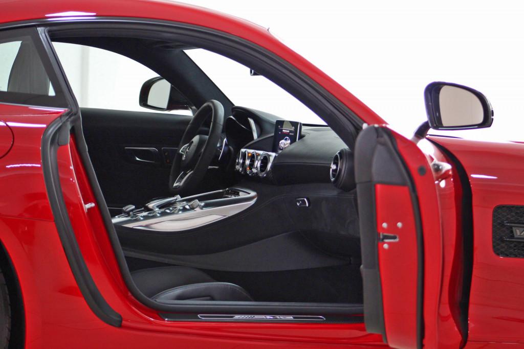 Imagem do veículo MERCEDES-BENZ AMG GT  S 7G-DCT