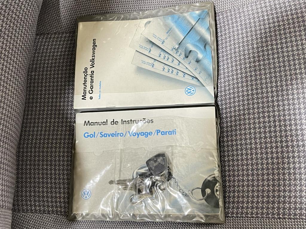 Imagem do veículo VOLKSWAGEN GOL 1.8 CL 8V GASOLINA 2P MANUAL
