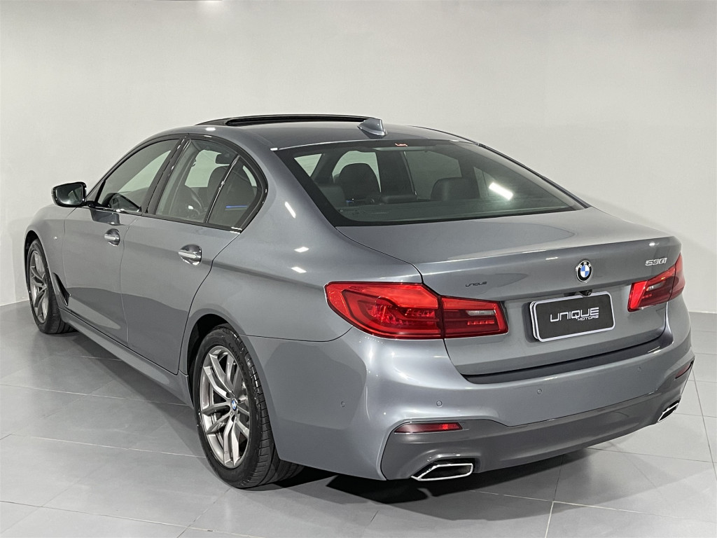 Imagem do veículo BMW 530i 2.0 16V TURBO GASOLINA M SPORT AUTOMÁTICO