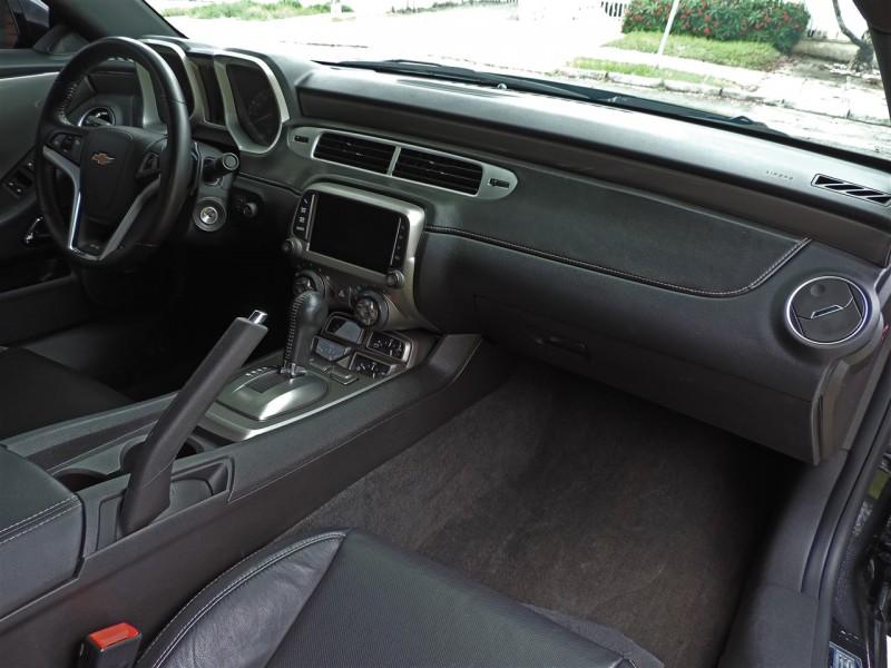 Imagem do veículo CHEVROLET CAMARO 6.2 SS COUPÉ V8  AUTOMÁTICO