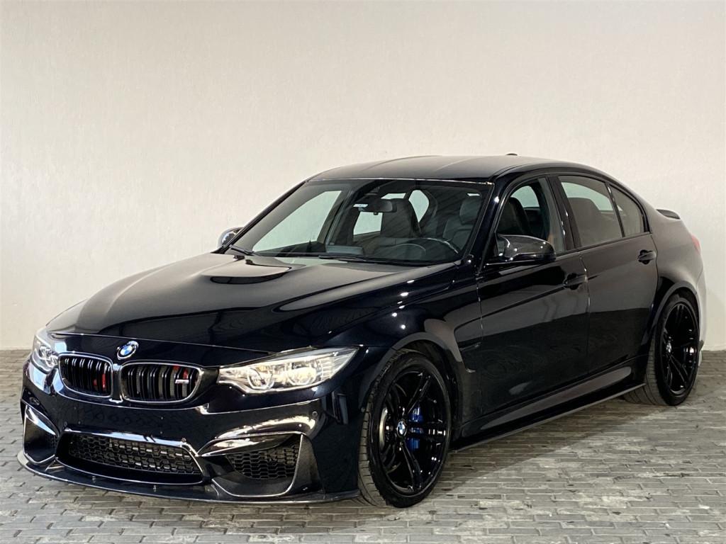 BMW M3 3.0 I6 GASOLINA SEDAN AUTOMÁTICO