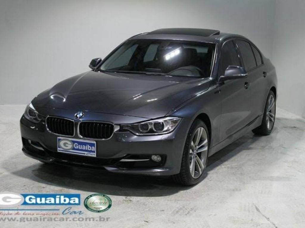 BMW 328i 2.0  ACTIVEFLEX 4P AUTOMÁTICO