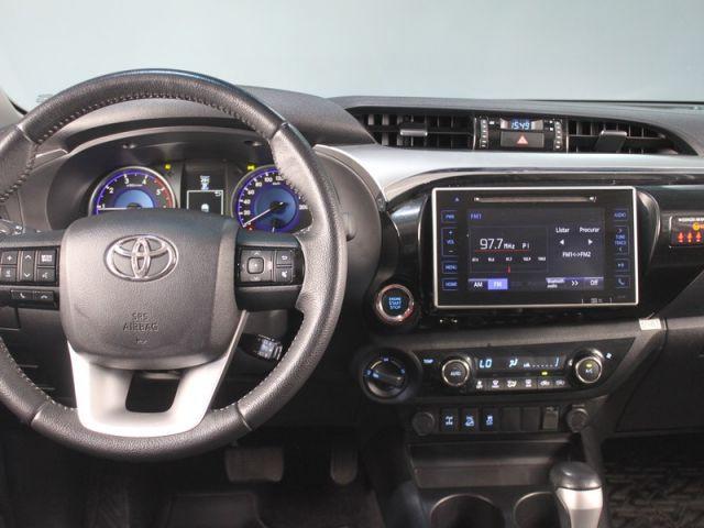 Imagem do veículo Toyota Hilux SRX AT 4X4 2.8L 16V DOHC