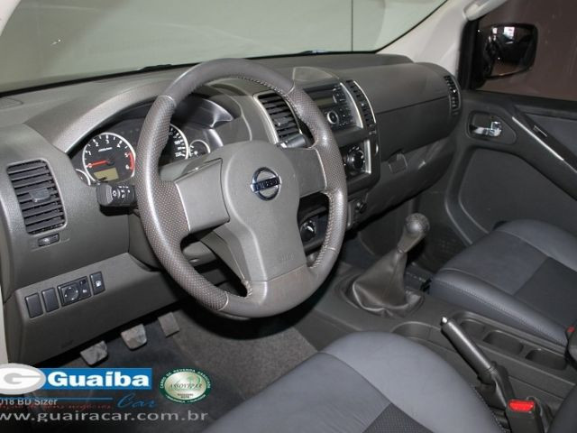Imagem do veículo Nissan Frontier SV Attack 4X4 Cabine Dupla 2.5 Turbo Diesel