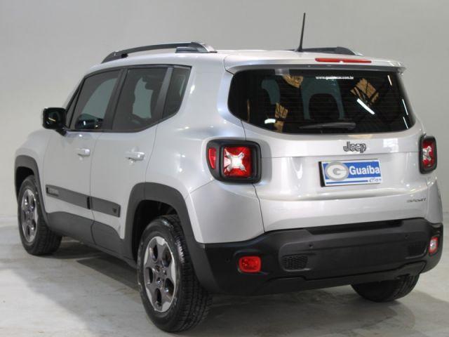 Imagem do veículo Jeep Renegade Sport 1.8 16v Flex