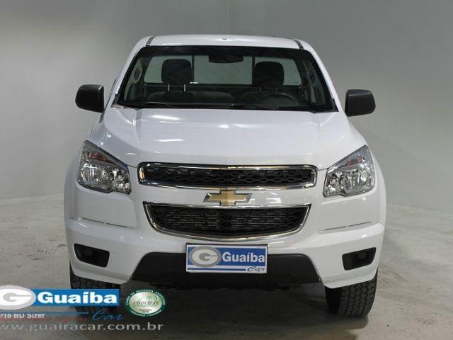 Imagem do veículo Chevrolet S10 LS 4X4 Cabine Simples 2.8 Turbo Diesel