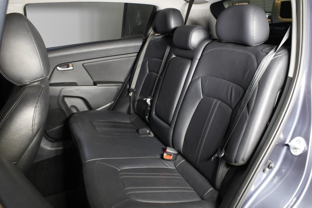 Imagem do veículo KIA SPORTAGE 2.0 EX 4X2 16V GASOLINA 4P AUTOMÁTICO