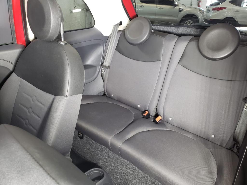 Imagem do veículo FIAT 500 1.4 TETO-SOLAR