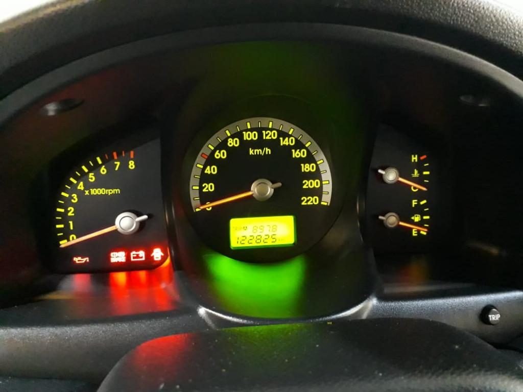 Imagem do veículo KIA SPORTAGE 2.0 LX 4X2 16V GASOLINA 4P MANUAL