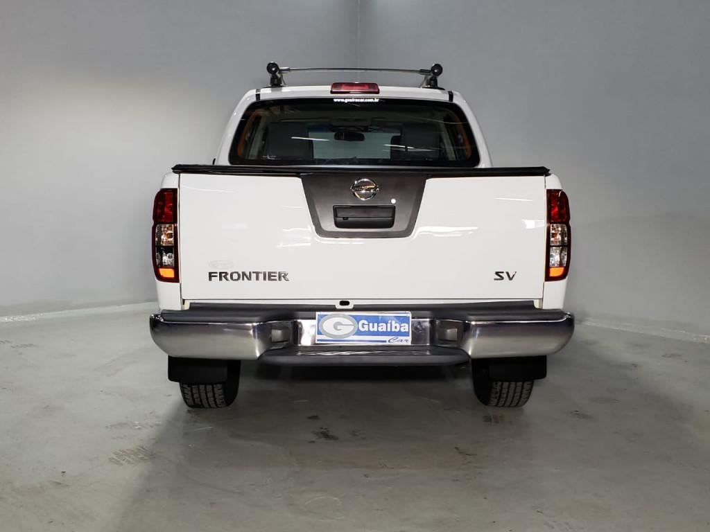 Imagem do veículo NISSAN FRONTIER 2.5 SV ATTACK 4X4 CD TURBO ELETRONIC DIESEL 4P AUTOMÁTICO