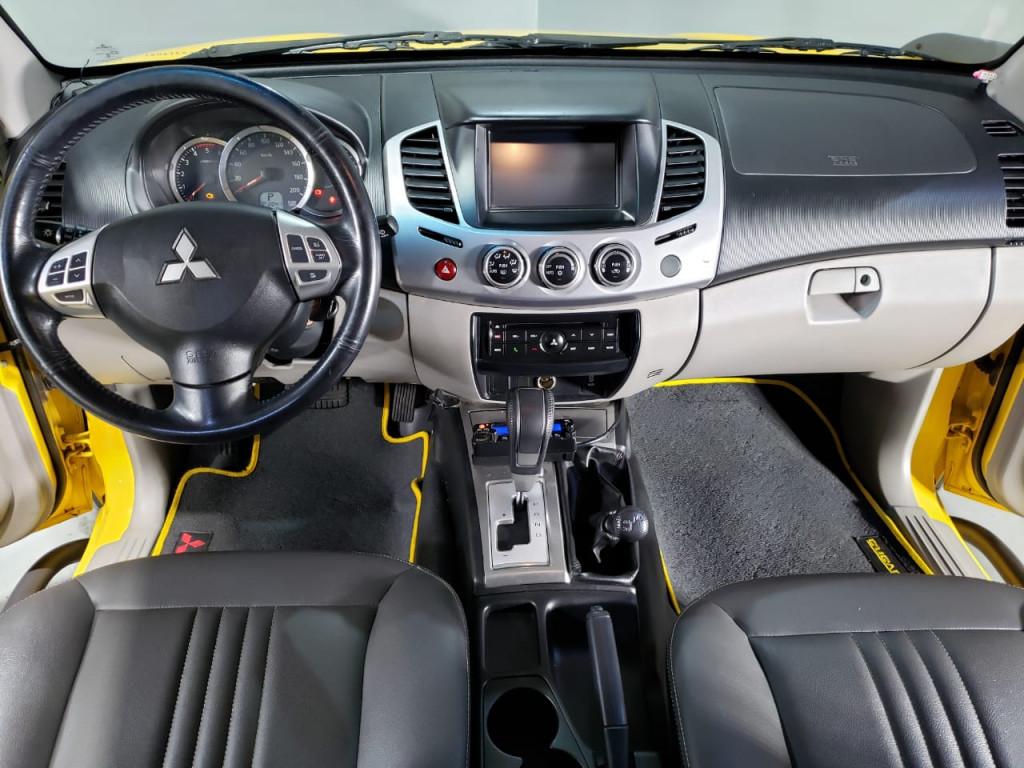 Imagem do veículo MITSUBISHI L200 SAVANA 3.2 4X4 16V TURBO INTERCOOLER DIESEL 4P AUTOMÁTICO