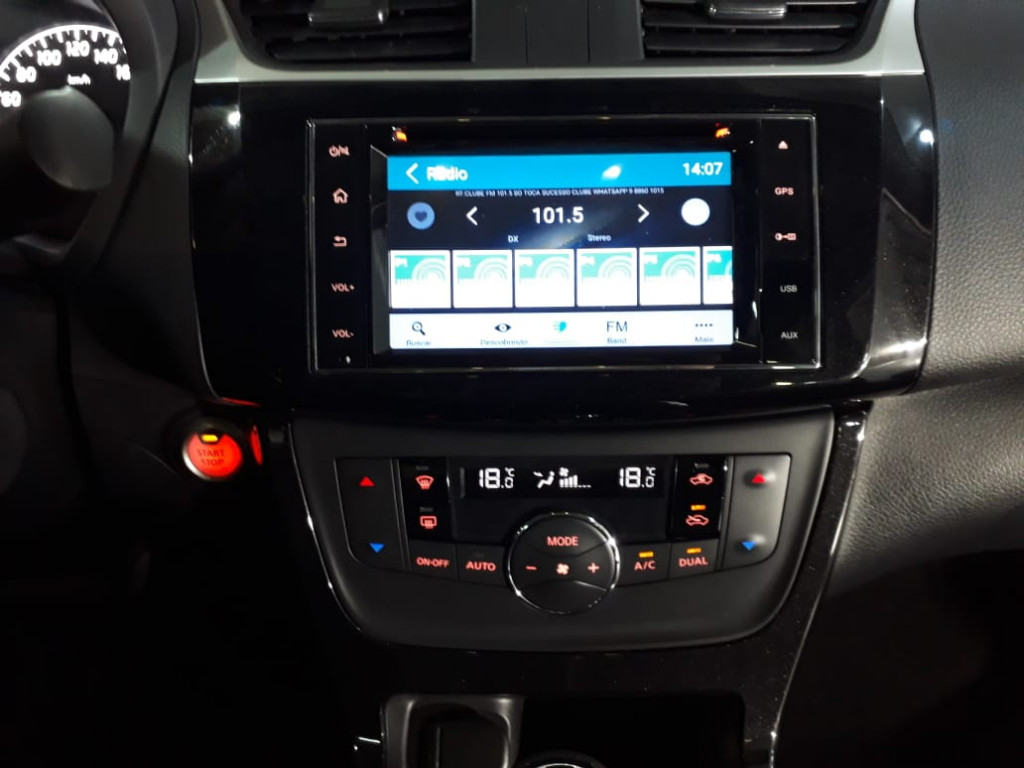 Imagem do veículo NISSAN SENTRA 2.0 SV 16V FLEX 4P AUTOMÁTICO