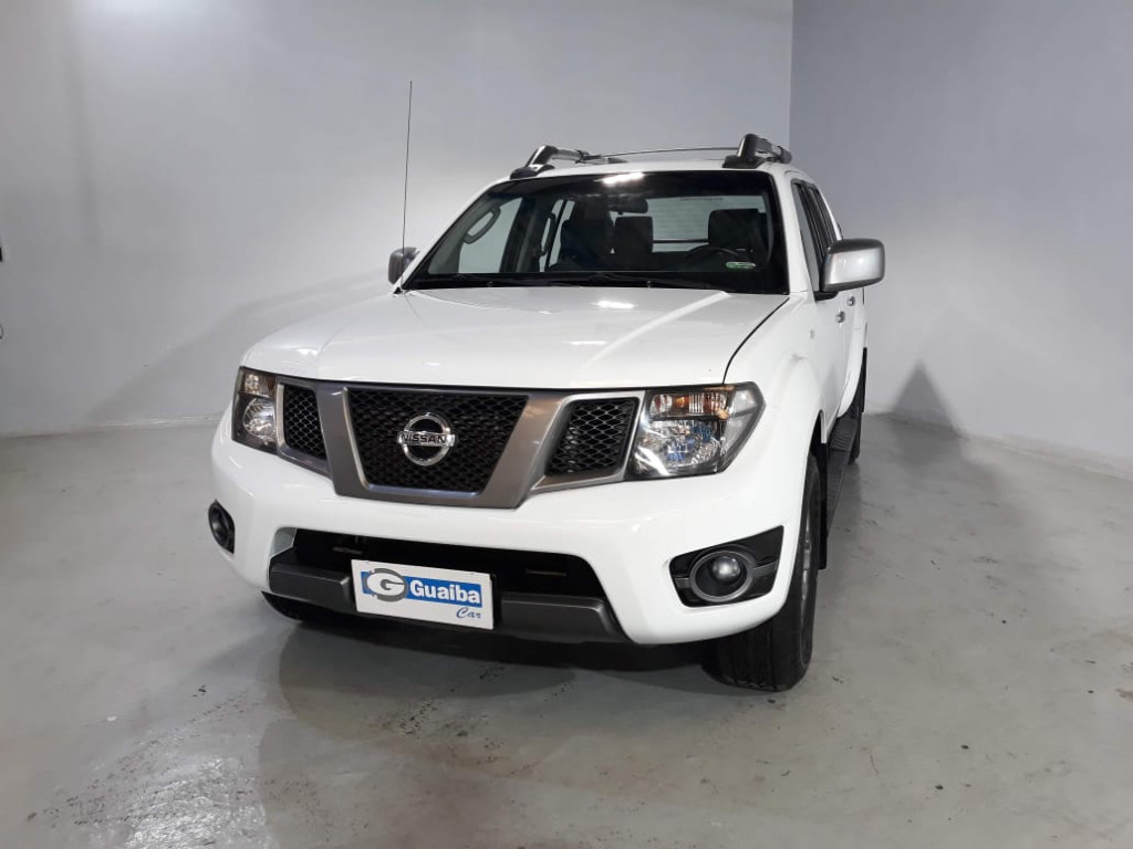 Imagem do veículo NISSAN FRONTIER 2.5 SV ATTACK 4X2 CD TURBO ELETRONIC DIESEL 4P MANUAL