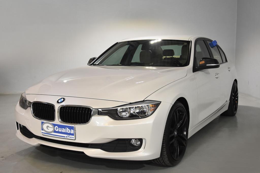 BMW 316i 1.6 SEDAN 16V TURBO GASOLINA 4P AUTOMATICO