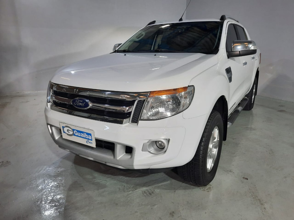 FORD RANGER 3.2 LIMITED PLUS 4X4 CD 20V DIESEL 4P AUTOMÁTICO