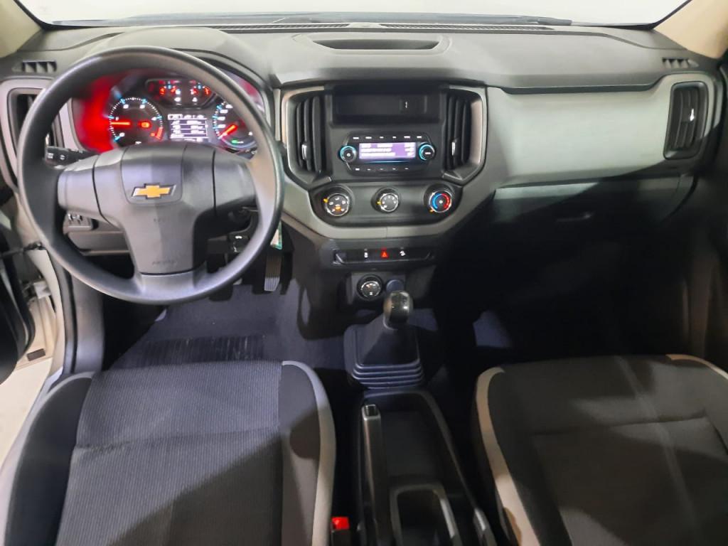 Imagem do veículo CHEVROLET S10 2.8 ls 4x4 cd 16v turbo diesel 4p manual