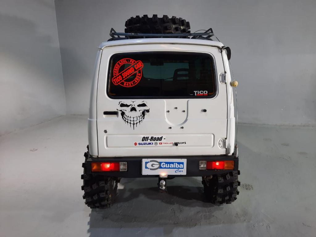 Imagem do veículo SUZUKI SAMURAI 1.3 JX METAL TOP 4X4 16V GASOLINA 2P MANUAL