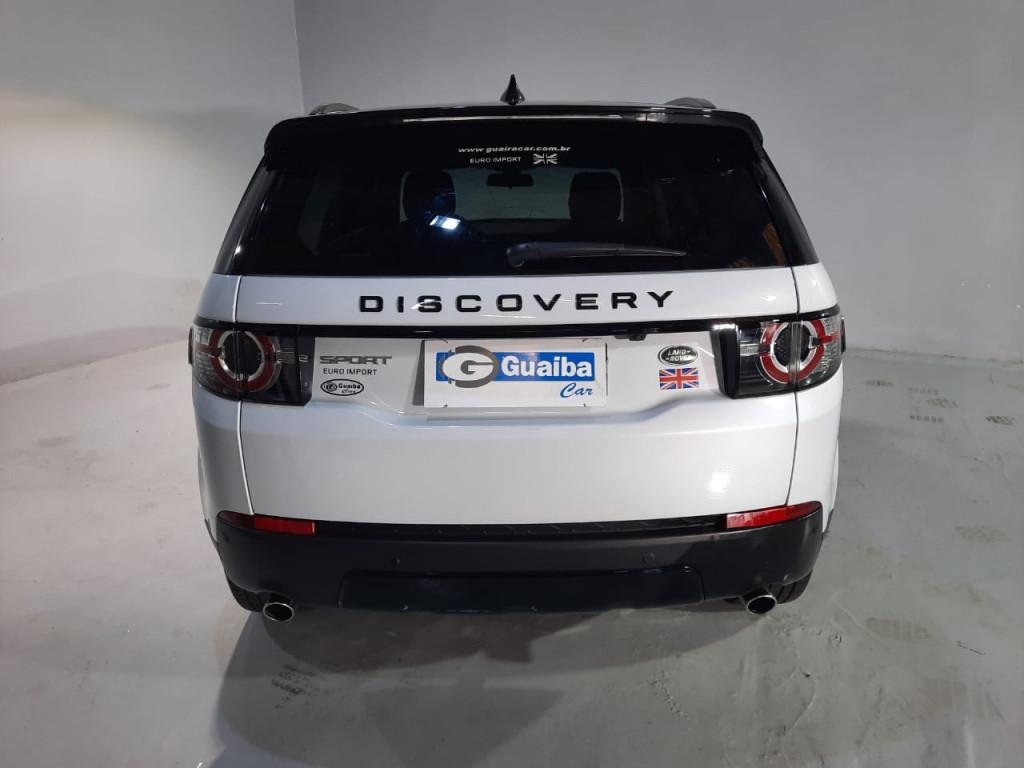 Imagem do veículo LAND ROVER DISCOVERY SPORT 2.0 D180 TURBO DIESEL SE AUTOMÁTICO