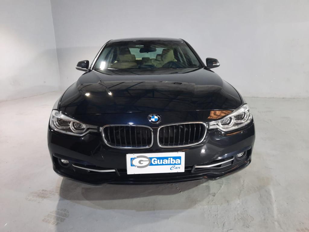 Imagem do veículo BMW 320i 2.0 16v turbo active flex 4p automatico