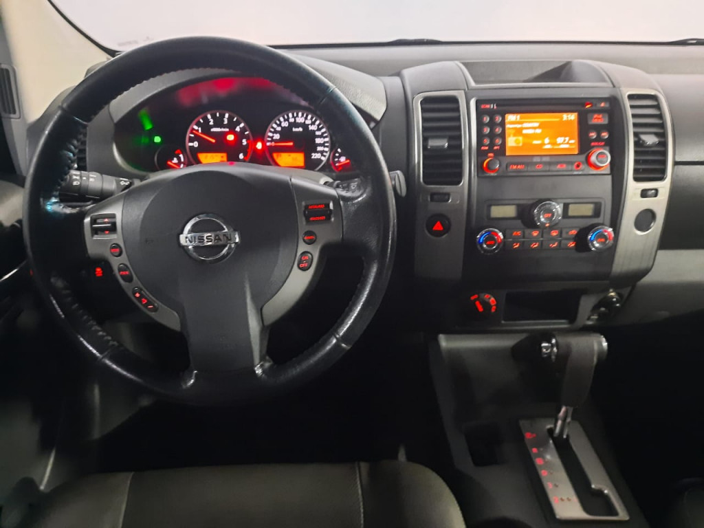 Imagem do veículo NISSAN FRONTIER 2.5 SL 10 ANOS 4X4 CD TURBO ELETRONIC DIESEL 4P AUTOMÁTICO