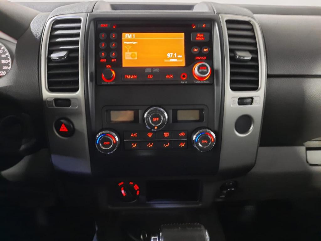 Imagem do veículo NISSAN FRONTIER 2.5 SL 4X4 CD TURBO ELETRONIC DIESEL 4P AUTOMÁTICO