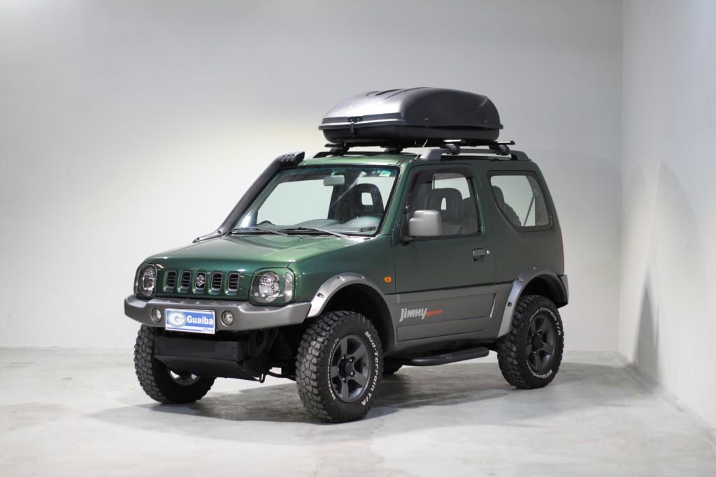 Imagem do veículo SUZUKI JIMNY 1.3 4ALL 4X4 16V GASOLINA 2P MANUAL