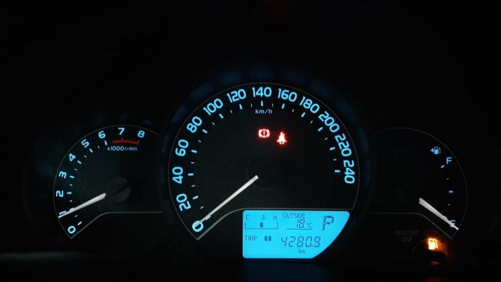 Imagem do veículo TOYOTA COROLLA 1.8 GLI UPPER 16V FLEX 4P AUTOMÁTICO
