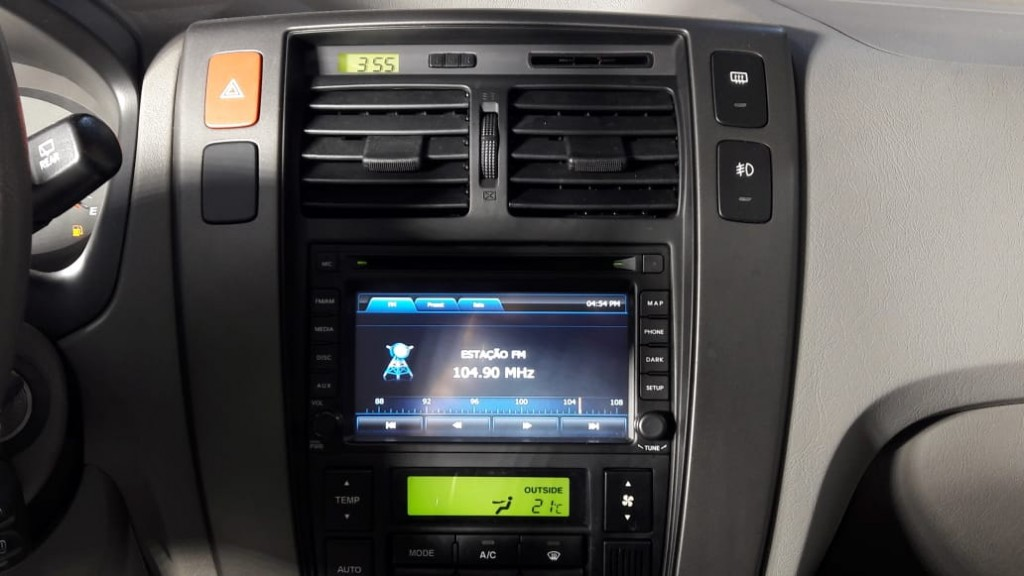 Imagem do veículo HYUNDAI TUCSON 2.0 MPFI GLS TOP 16V 143CV 2WD FLEX 4P AUTOMÁTICO