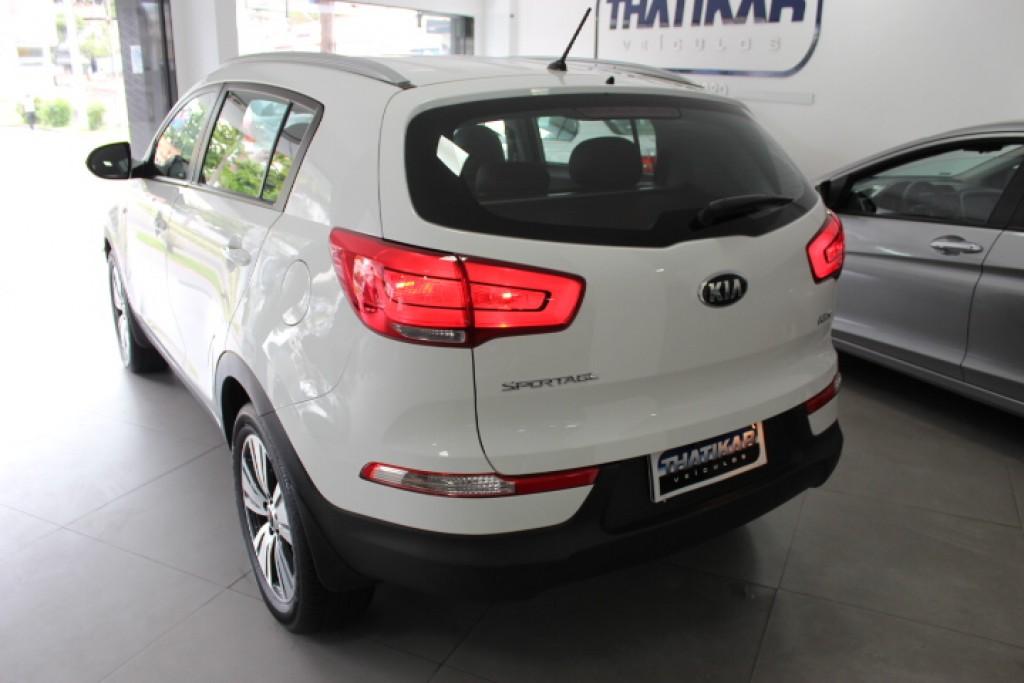 Imagem do veículo Sportage LX 2014/2015 Automática, Completa, Kit Mult Mídia, U. Dona !!!