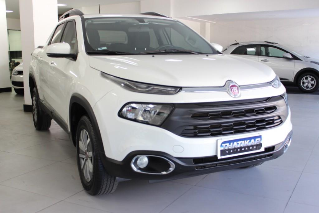 Imagem do veículo Toro Freedom 2018/2019 Aut. 41.000 km Único Dono , 4 Pneus novos !