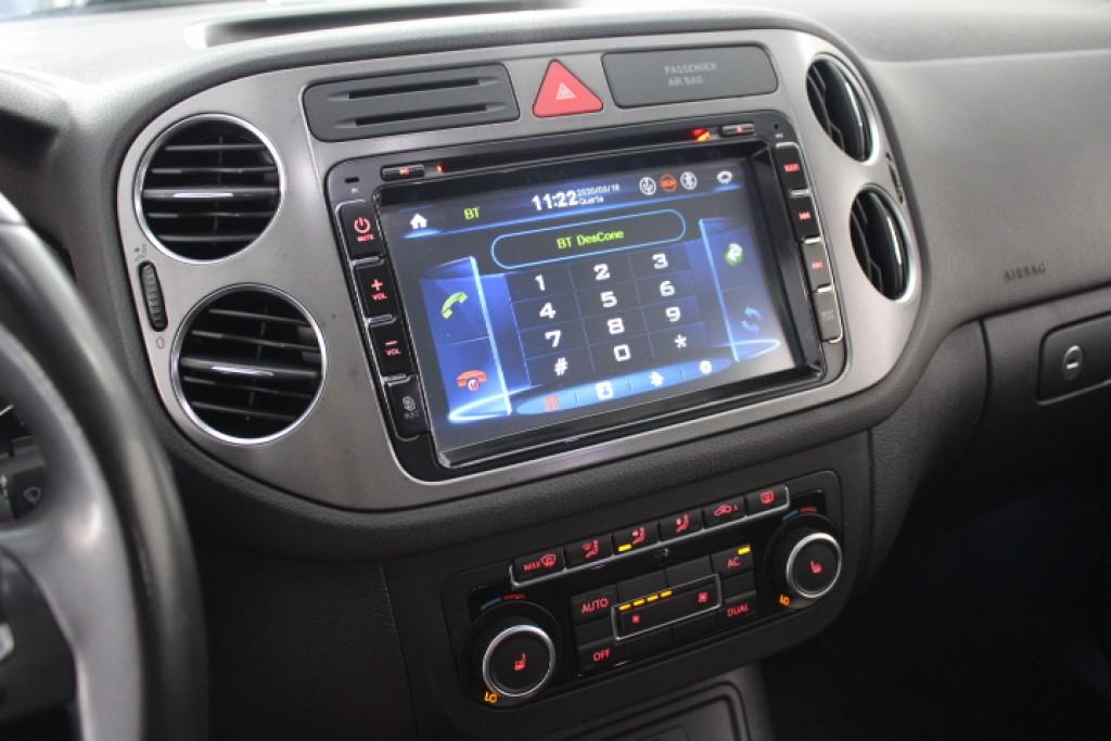 Imagem do veículo Tiguan 2.0 TSI 200cv 2011/2011 Top de linha, Teto Solar, Couro, Park Assist, Kit Mult Mídia !
