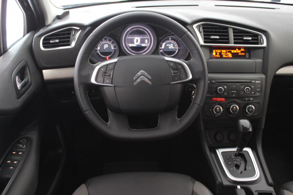 Imagem do veículo C4 Lounge Origine 1.6 THP turbo 2016/2017 Completo, Bancos em couro, único dono !