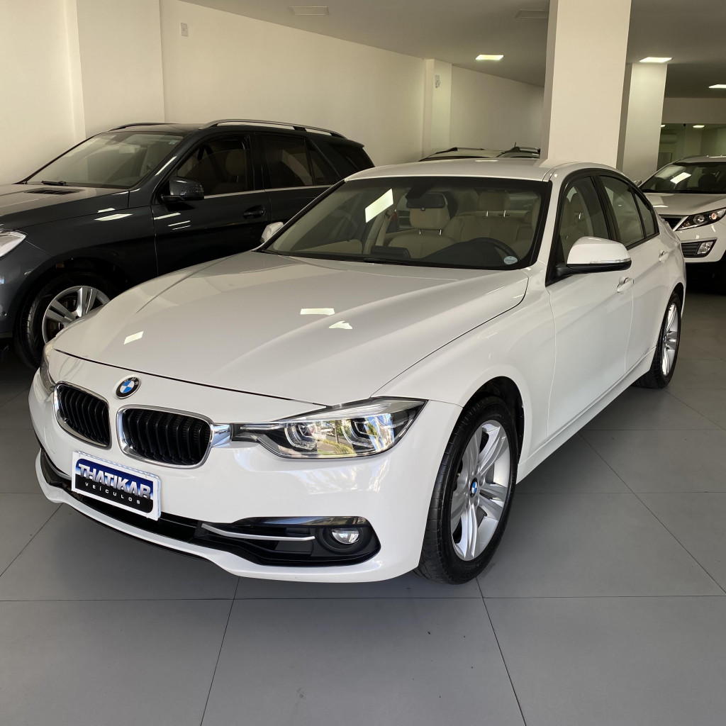 BMW 320i 2.0 184cv Turbo 2017/2017 38000 KM, Único Dono, Toda revisada na BMW 4 Pneus novos !